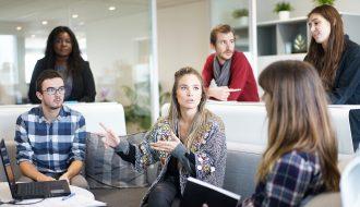 Praca w przyjaznej atmosferze - kultura organizacyjna